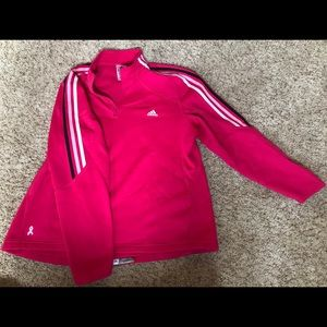 Adidas Breast Cancer Pullover Sweatshirt